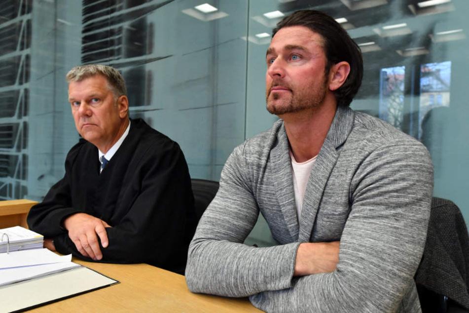 Heinz Müller (rechts) scheiterte am Dienstag vor dem Bundesarbeitsgericht in Erfurt.