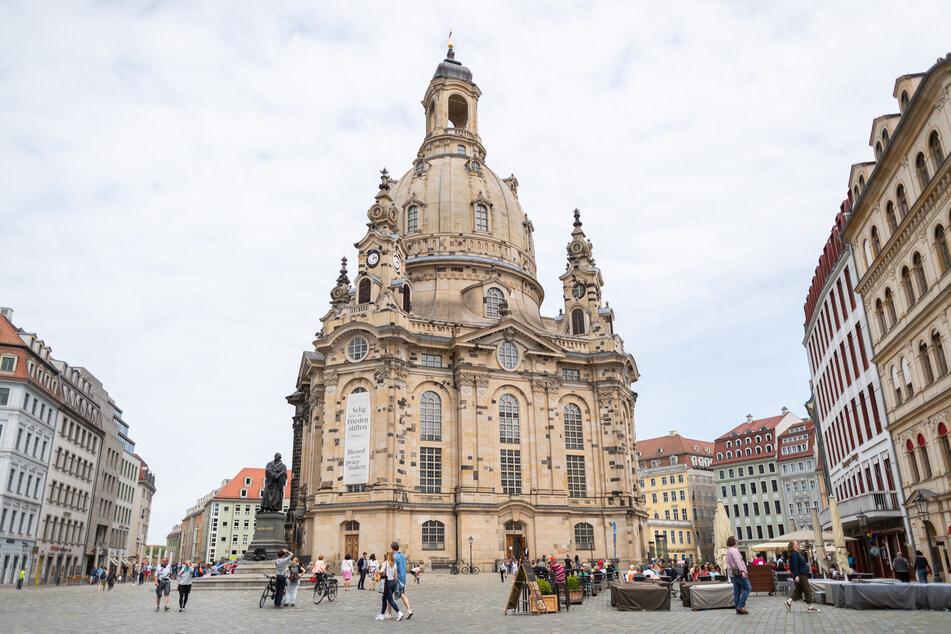 In Dresden gibt es insgesamt 618 Corona-Fälle.
