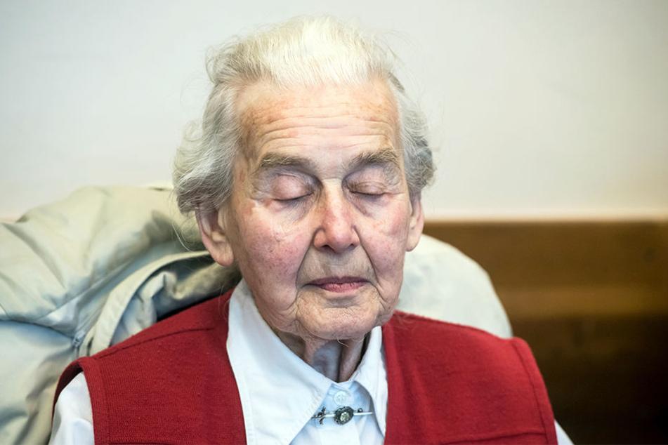 Ursula Haverbeck musste sich in den letzten Jahren immer wieder vor den verschiedensten Gerichten in ganz Deutschland verantworten.