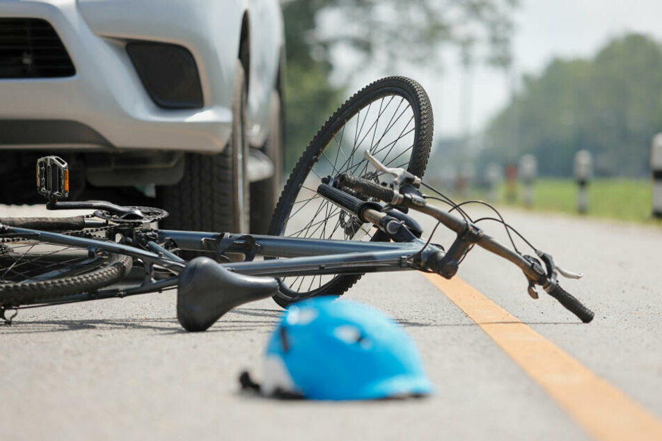Autos auf Radstreifen sorgen für eine potenzielle Gefahr.