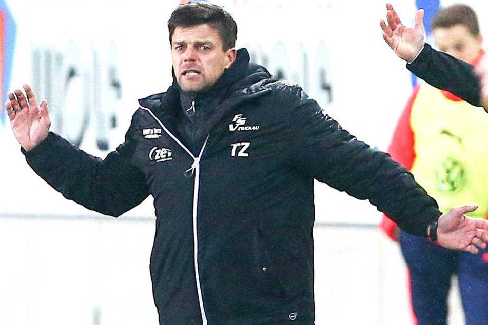 FSV-Trainer Torsten Ziegner hat plötzlich wieder personelle Alternativen.