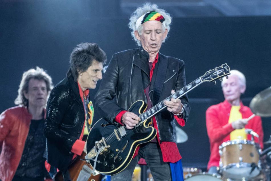 Heute rocken die Rolling Stones in Stuttgart!