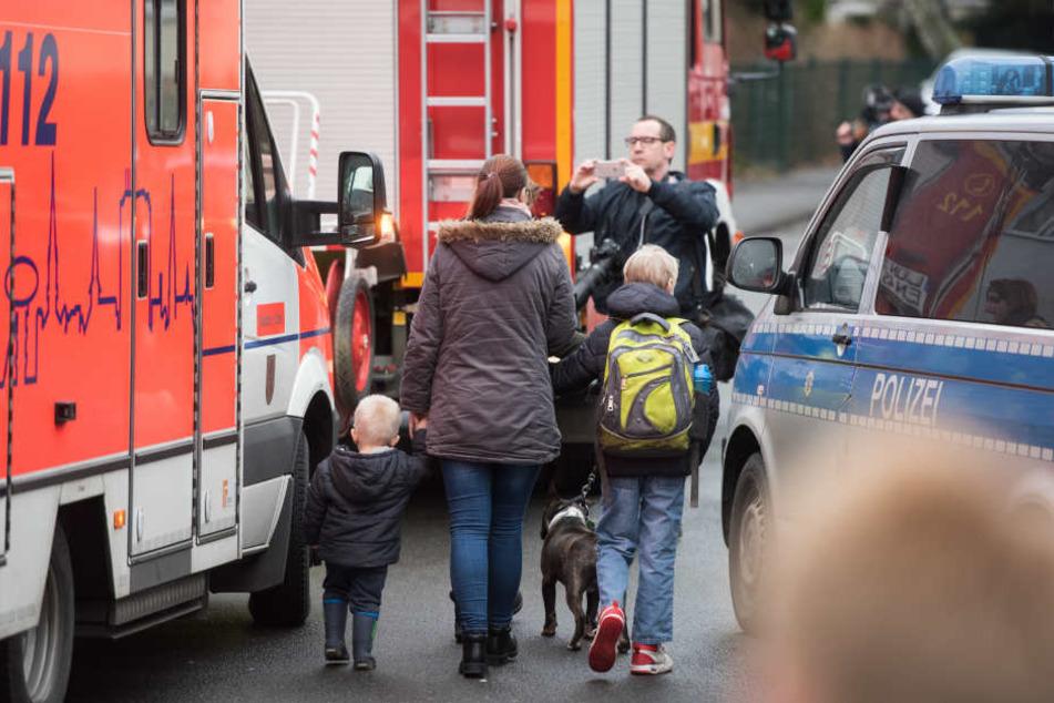 Am Mittwoch müssen die Schüler in die Käthe-Kollwitz-Gesamtschule in Lünen zurückkehren.
