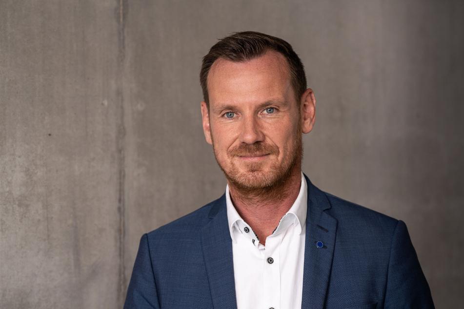 Jens Jungmann (44) ist Sprecher des sächsischen Staatsministeriums für Wirtschaft, Arbeit und Verkehr.