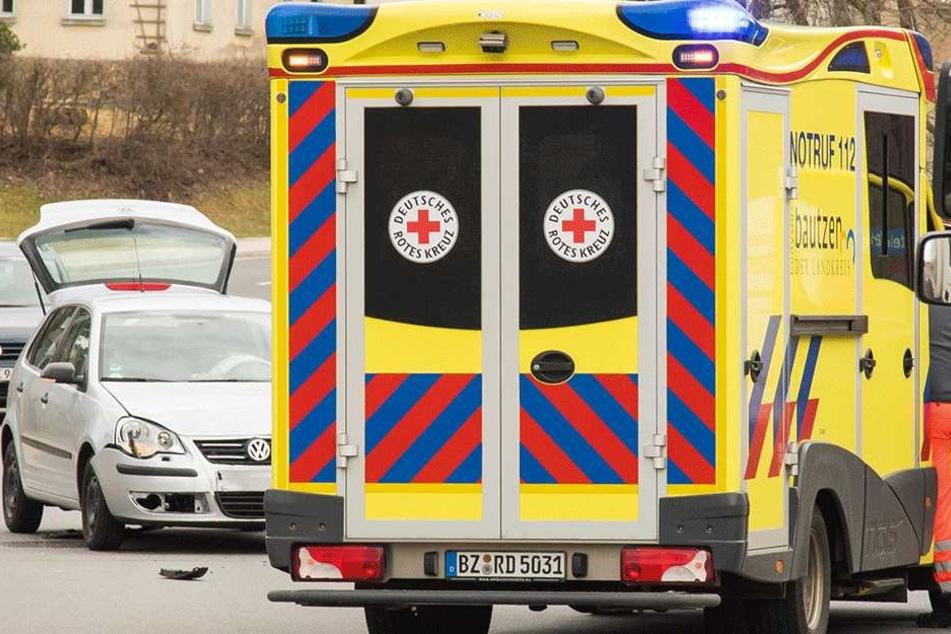 Eine Person wurde schwer verletzt.