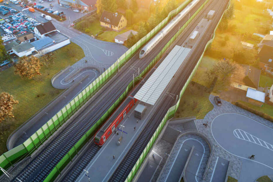 HVV-Ausbau: Kosten für neue S4 explodieren