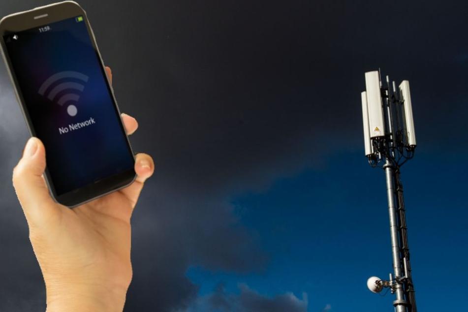Am Freitag sorgten die Diebe für Probleme im Mobilfunknetz bei Morsbach.
