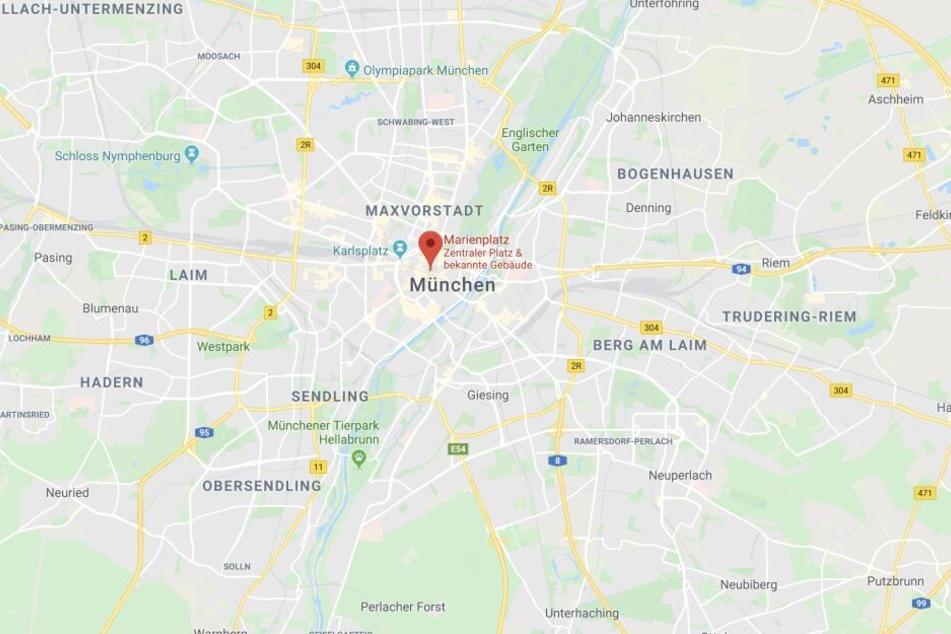 Eine 32 Jahre alte Münchnerin wurde am U-Bahnhof Marienplatz sexuell belästigt.