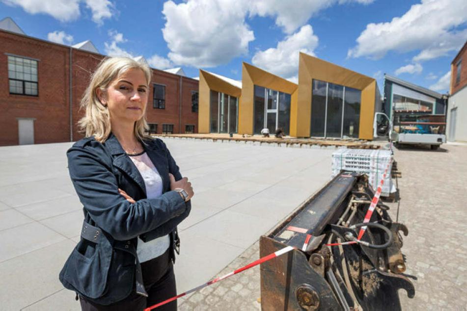 Annett Kannhäuser (38), Sprecher des August-Horch-Museums, hofft, dass es Ende des Sommers endlich losgehen kann mit der neuen Ausstellung.