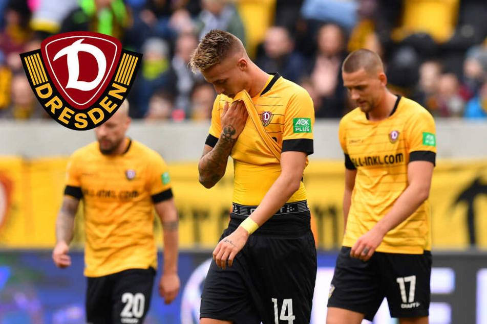 Dynamo mit Last-Minute-Pleite: Janelt zerstört Dresdner Hoffnung