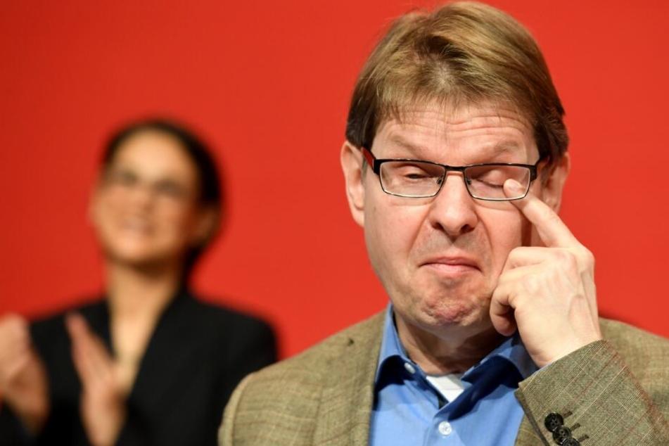 "SPD-Vize Stegner mit klarer Message: ""Rückzug ist nicht!"""