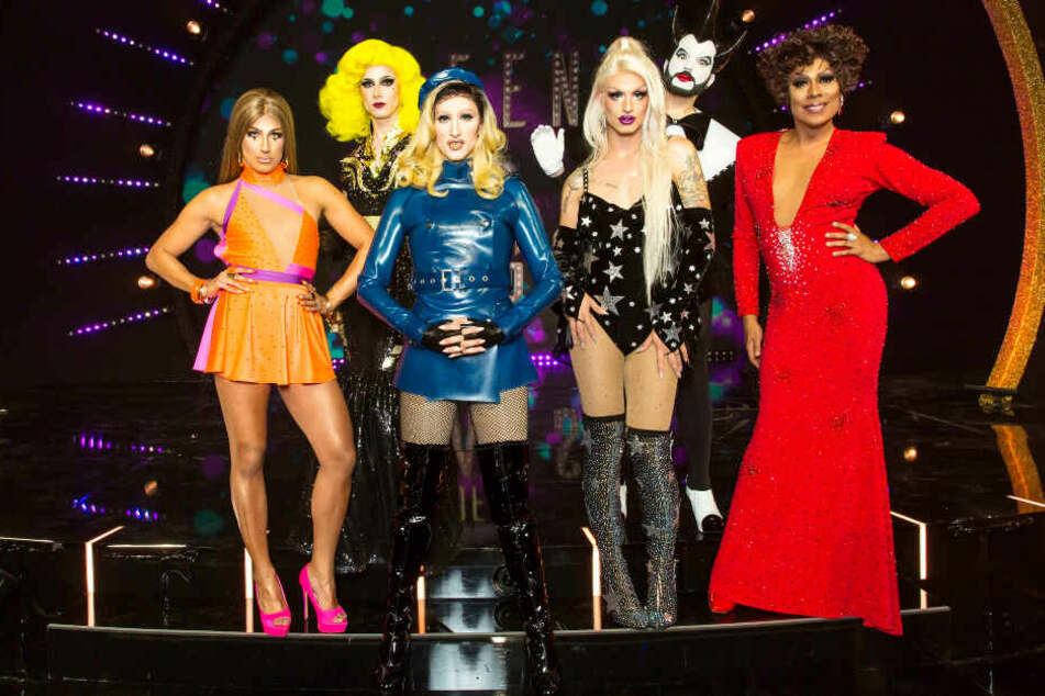"Beyoncé, Madonna & Co.: ""Queen of Drags"" feiern ihre Lieblings-Diven"