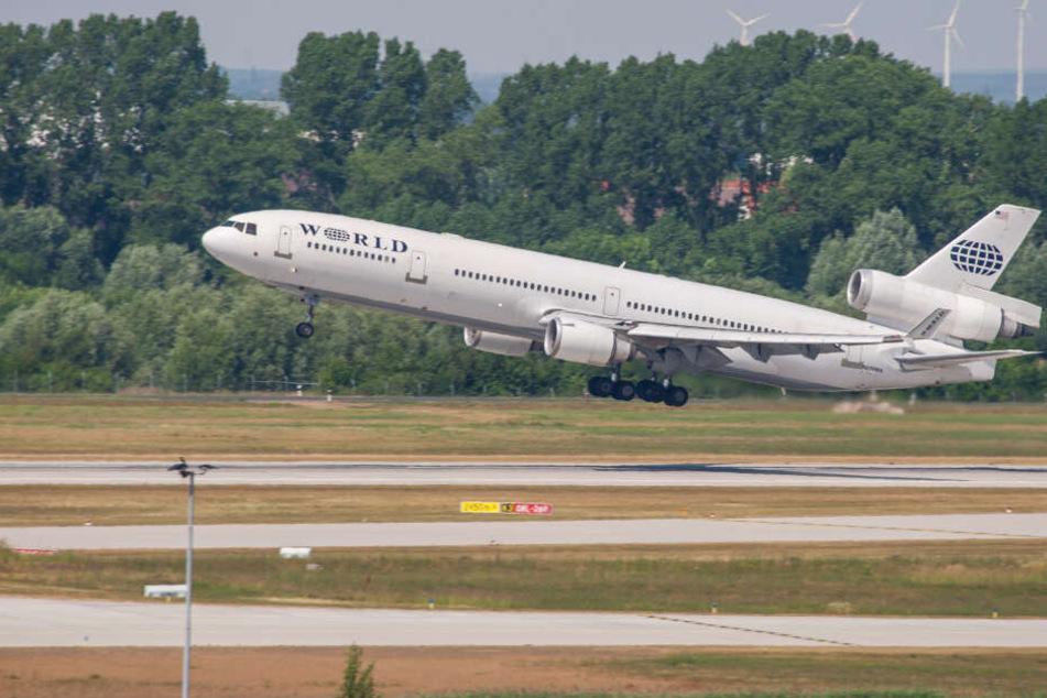 Sachsens neue Regierung macht sich gegen Fluglärm in Leipzig stark