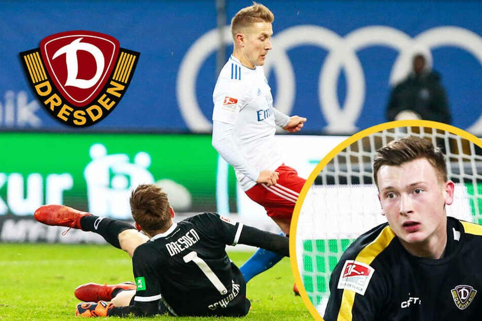 """Dynamo-Niederlage beim HSV: """"Niemand ist Schubi böse!"""""""