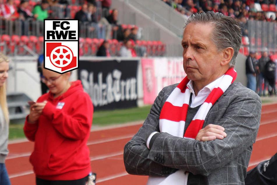 """RWE zieht die Bremse: """"Boss"""" Rombach muss gehen!"""
