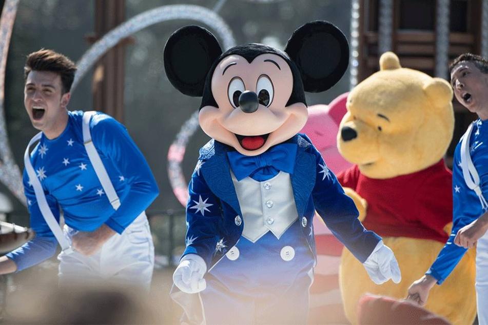Einen Satz sagen Disney-Schauspieler nie...
