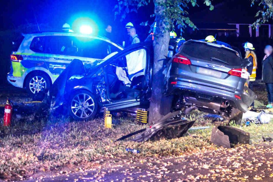 Suff-Freund war zu schnell: 16-Jährige aus Auto geschleudert und zerquetscht