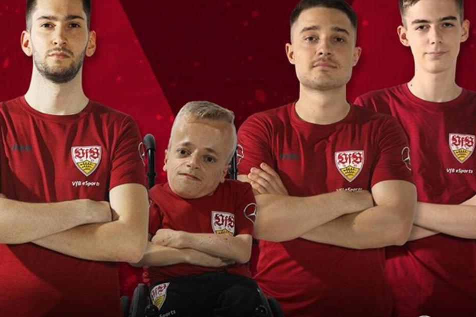 VfB-Jungs starten in die neue Saison der Virtuellen Bundesliga