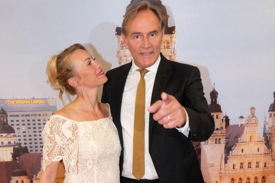 Ayleena (38) und Burkhard Jung (60) wurden am ersten Weihnachtsfeiertag Eltern einer Tochter.