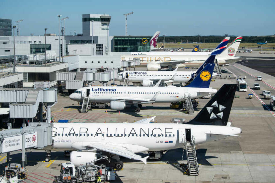 Bombendrohung am Flughafen Frankfurt? Flieger aus den USA durchsucht