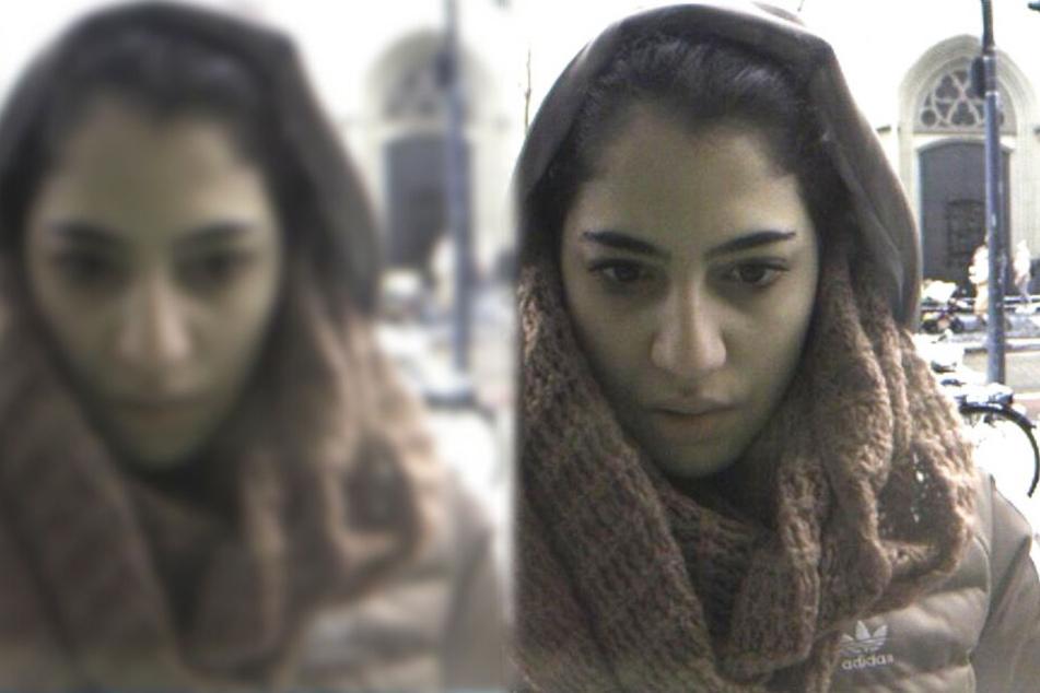 Die gesuchte Frau konnte beim Geldabheben gefilmt werden.