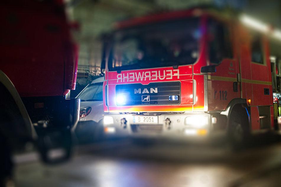 Verletzt wurde in allen drei Brandfällen niemand. (Symbolbild)