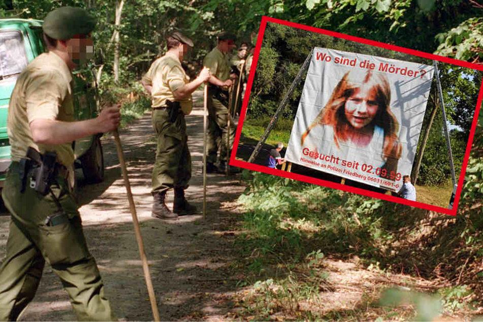 Die Leiche der achtjährigen Johanna wurde am 1. April 2000 in einem Wald bei Alsfeld entdeckt.