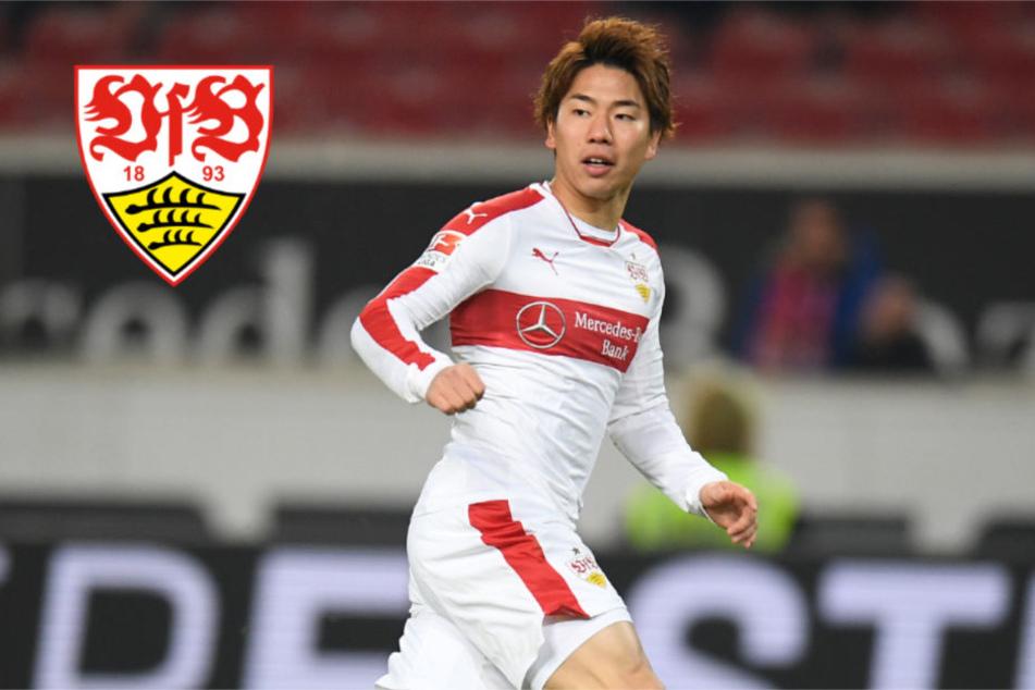 Kann entspannt in Richtung Länderspiele schauen: Takuma Asano. (Archivbild)