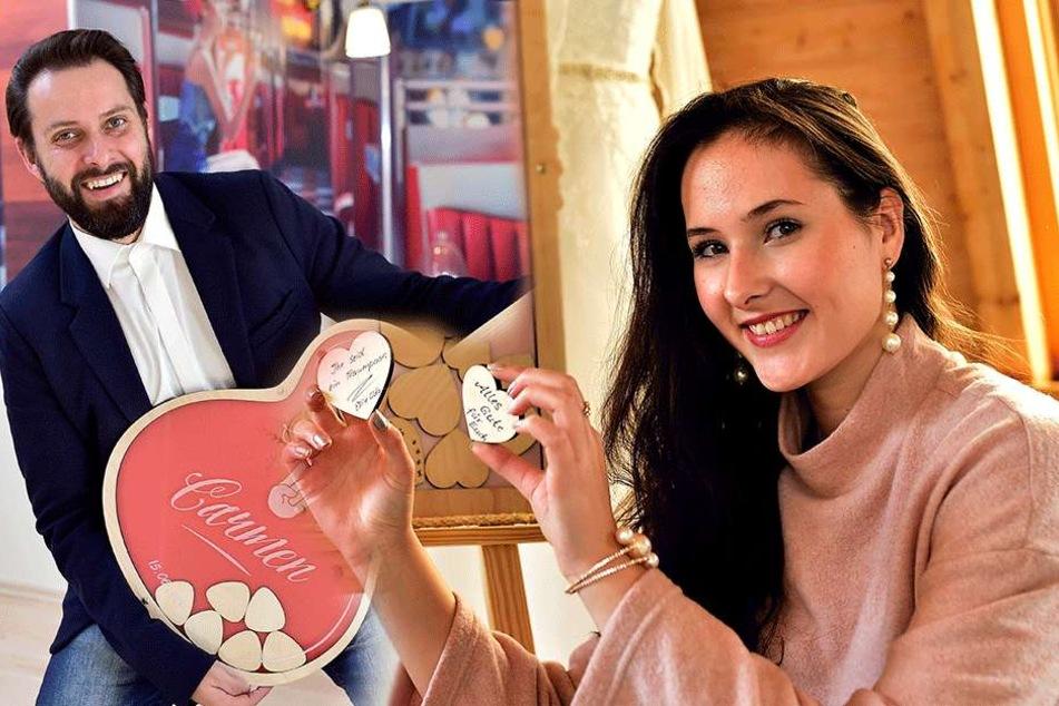 Sachse baut Deutschlands erstes Hochzeits-Zentrum