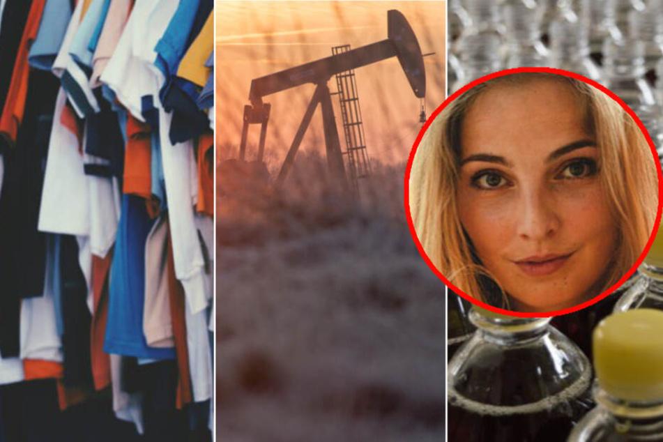 Du hättest niemals gedacht, dass diese Alltags-Produkte Erdöl enthalten!