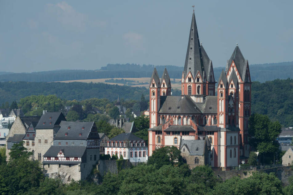 Blick auf den Limburger Dom.