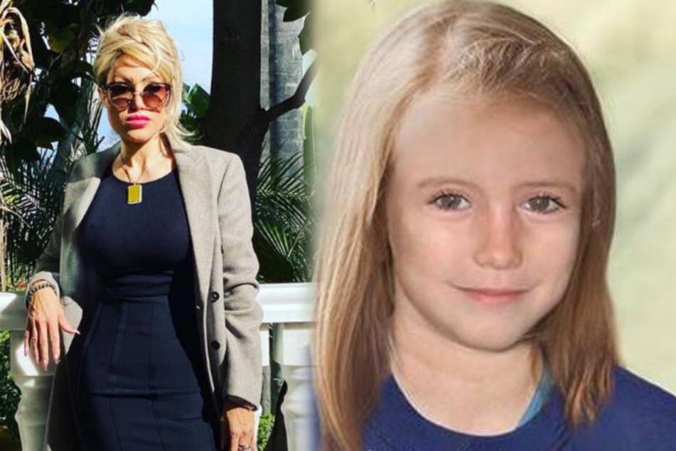 Fia Johansson glaubt ganz genau über das Schicksal von Maddie McCann Bescheid zu wissen.