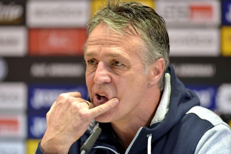 Uwe Neuhaus hofft auf einen erfolgreichen Saisonstart für den DSC.
