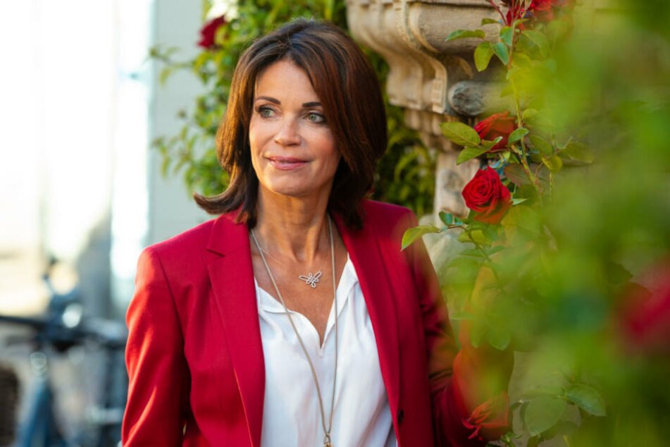 "Gerit Kling spielt in der Telenovela ""Rote Rosen"" die Hauptrolle."