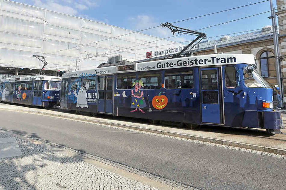 Skoda-Züge rollen ab 2019 durch Chemnitz! Das passiert mit den Tatra-Bahnen