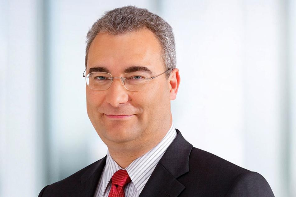 Karsten Bunk, Leiter der Familienkasse bei der Bundesagentur für Arbeit (BA).
