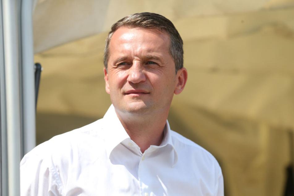 Ex-CFC-Sportdirektor Thomas Sobotzik.
