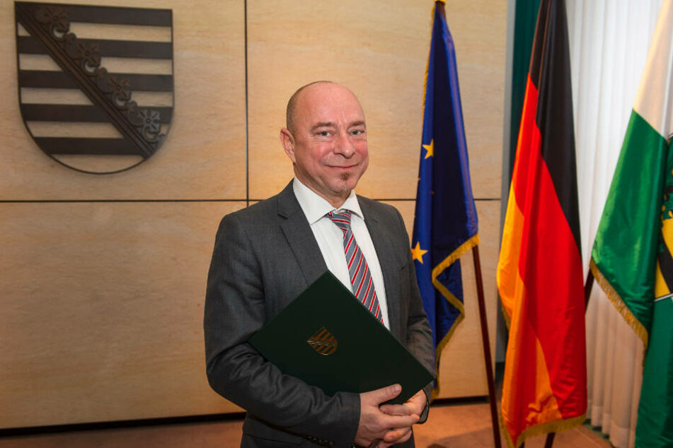 Thomas Feist ist Beauftrager der Staatsregierung für das jüdische Leben.