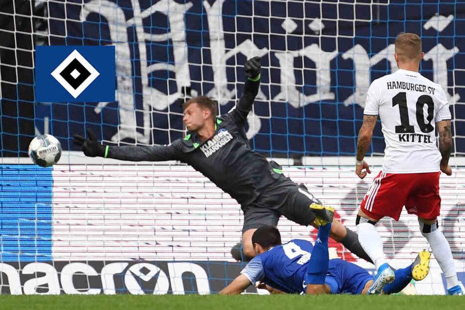 Zittersieg beim KSC: HSV stürmt zurück an die Tabellenspitze!