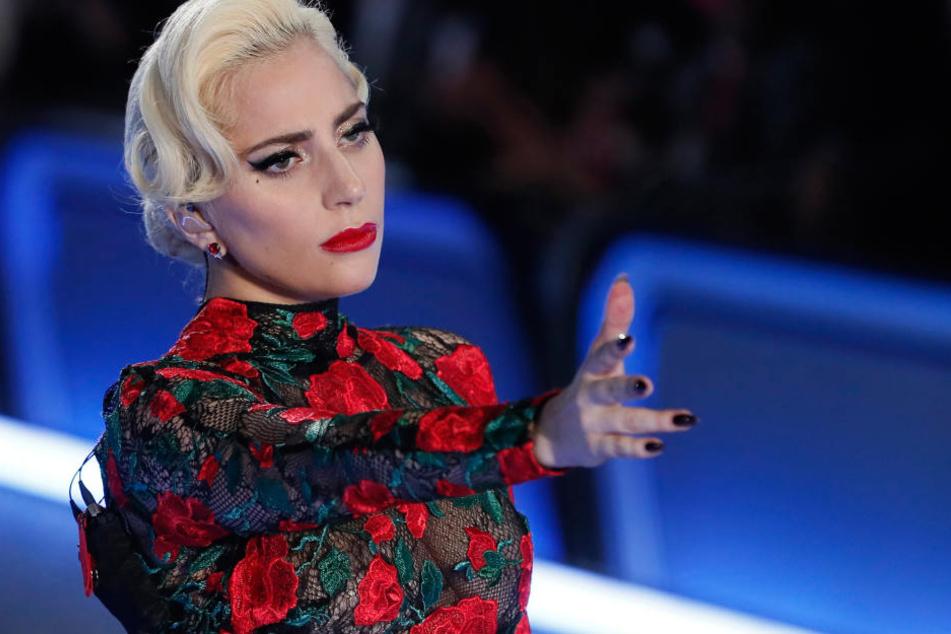 Lady Gaga weiß, wie man für Schlagzeilen sorgt.