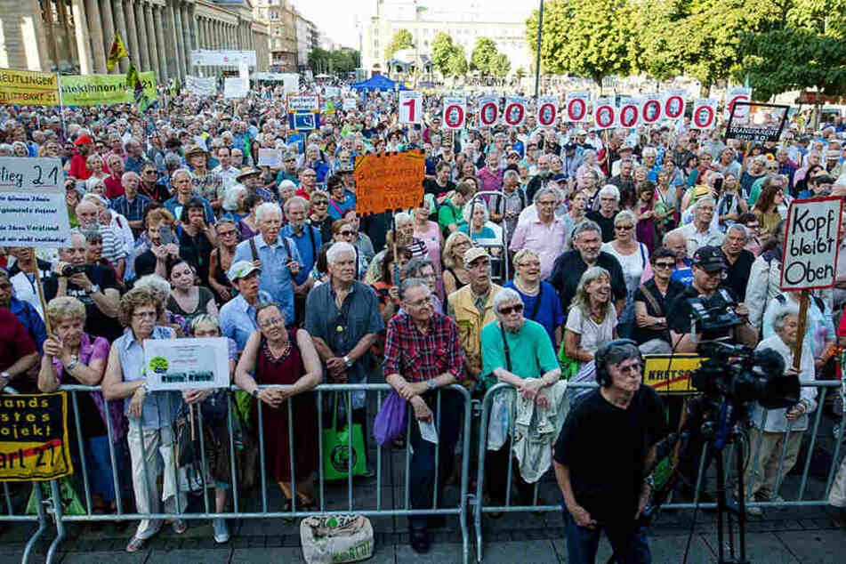 Wut, Witz & Widerstand: Nächste Demo gegen Stuttgart21