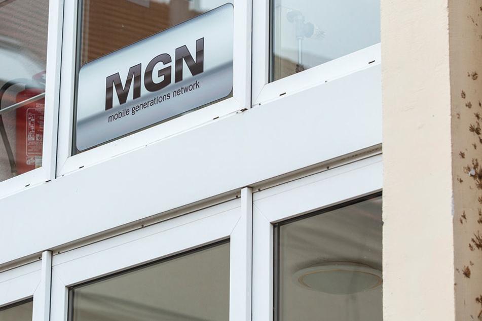 Die Firma MGN GmbH hat ihren Sitz an der Iglauer Straße in  Dresden-Laubegast.