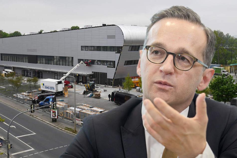 Vortrag verlegt! Maas spricht nicht mehr in der TU Dresden