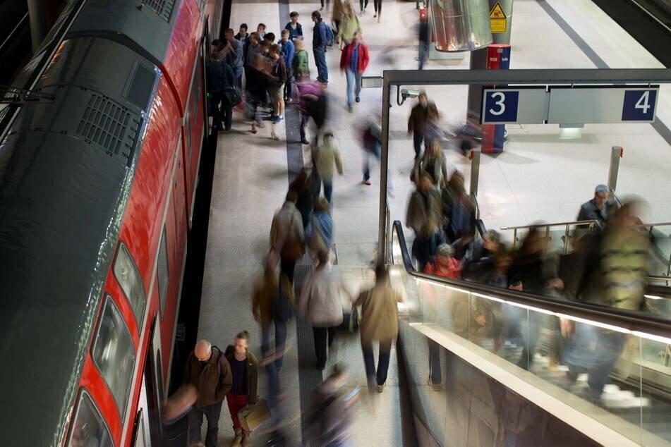Tausende Berufspendler aus den Nachbarländern kommen täglich nach Sachsen.
