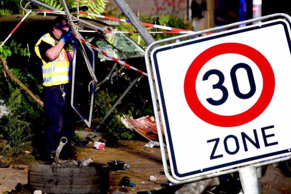 Tödlicher Porsche-Unfall in Berlin: Wird Invalidenstraße jetzt zur Tempo-30-Zone?