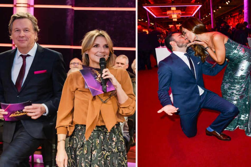 TV-Premiere im MDR-Riverboat: Ob Jana Ina Zarrella heute erstmals im Fernsehen singt?