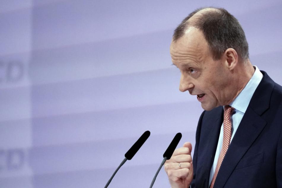 Friedrich Merz will sofort Wirtschaftsminister werden