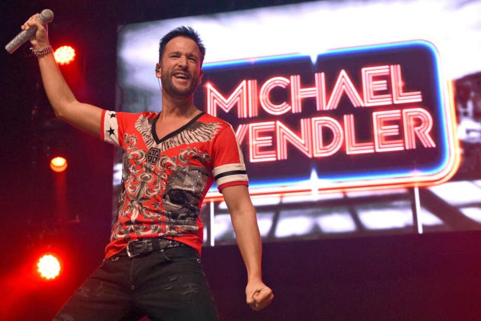 Michael Wendler (46) bei einem Auftritt.