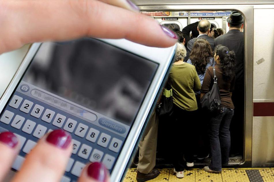 Dieser perverse U-Bahn-Trend verstört viele Frauen