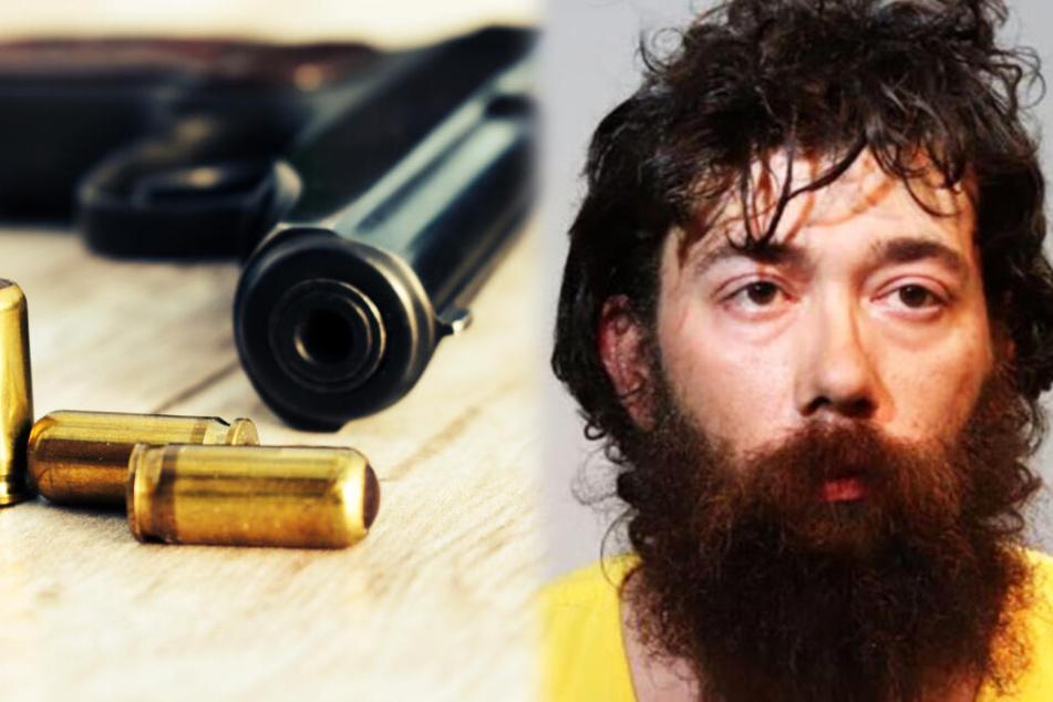 Aus Versehen: Betrunkener schießt Neffen ins Bein und weiß am nächsten Tag nichts